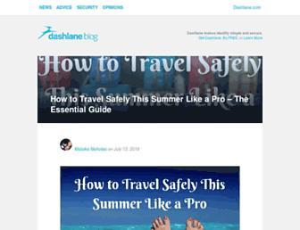 blog.dashlane.com screenshot