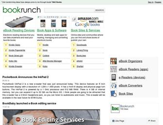 bookrunch.com screenshot
