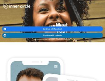 m.theinnercircle.co screenshot