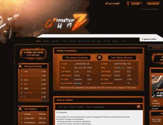 fgunz.net screenshot