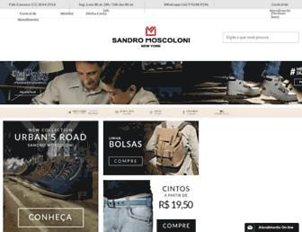 Thumbshot of Sandromoscoloni.com.br