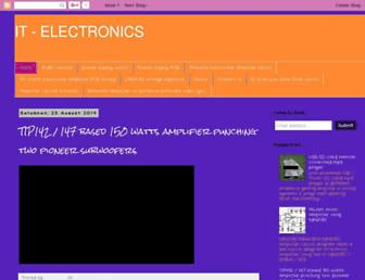 it-tronics.blogspot.com screenshot