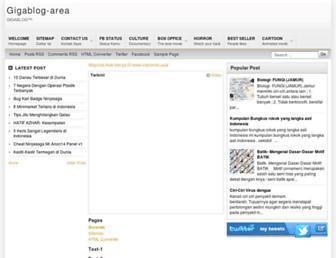 gigablog-area.blogspot.com screenshot