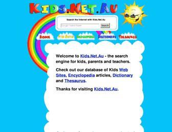 Thumbshot of Kids.net.au