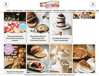 Thumbshot of Cupcakeproject.com