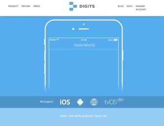 Thumbshot of Digits.com