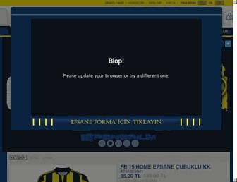 fenerium.com.tr screenshot