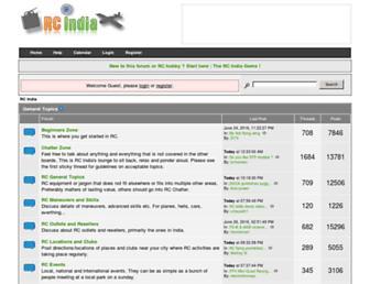 Thumbshot of Rcindia.org