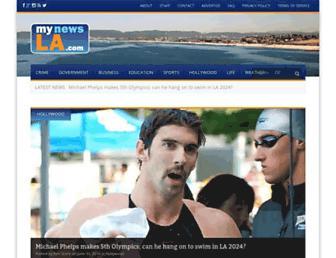 Thumbshot of Mynewsla.com