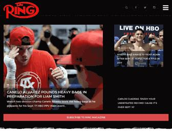 ringtv.com screenshot