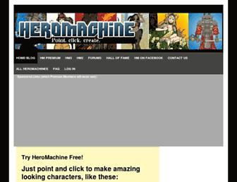 Thumbshot of Heromachine.com