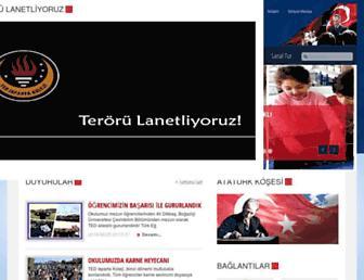 tedispartakoleji.k12.tr screenshot