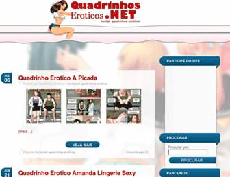 Thumbshot of Quadrinhoseroticos.net