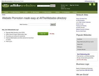 Thumbshot of Allthewebsites.org