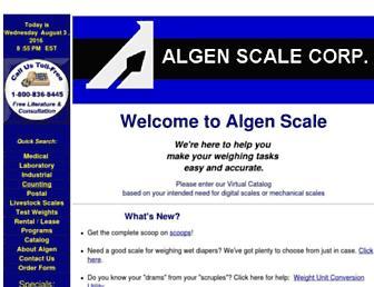algen.com screenshot