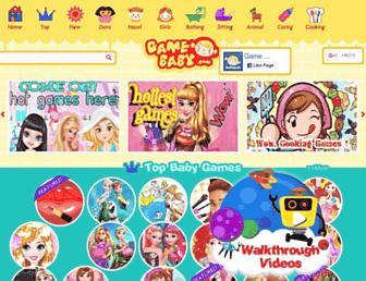 gamebaby.com screenshot