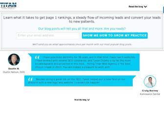 blog.titanwebagency.com screenshot