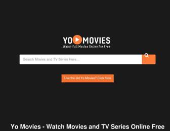 yo-moviesfree.com screenshot
