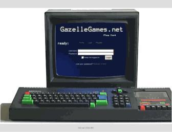 Thumbshot of Gazellegames.net