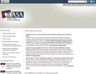 Thumbshot of Tasanet.org