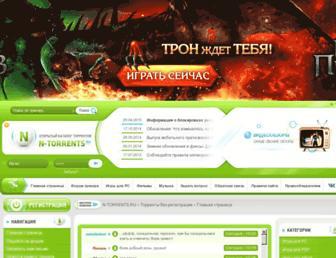 Thumbshot of N-torrents.ru