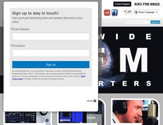 progressive-concepts.com screenshot