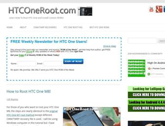 Thumbshot of Htconeroot.com