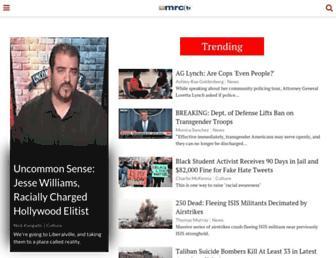 mrctv.org screenshot