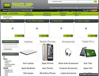 Thumbshot of Paklap.com