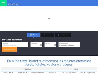 Thumbshot of Barceloviajes.com