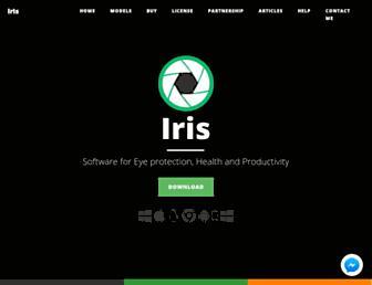 iristech.co screenshot