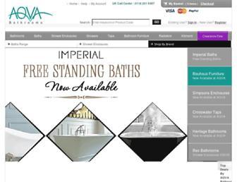 Thumbshot of Aqva.co.uk