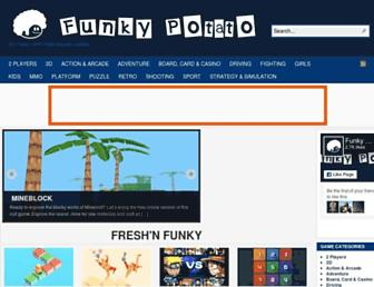 Thumbshot of Funkypotato.com