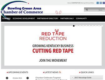 bgchamber.com screenshot