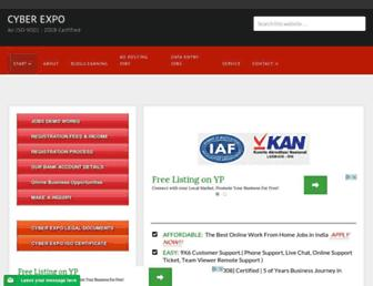 adpostjob4u.com screenshot