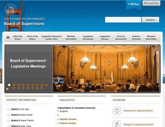 sfbos.org screenshot