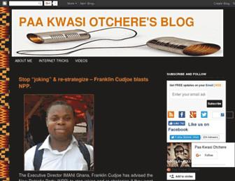 paakwasiotchere.blogspot.com screenshot