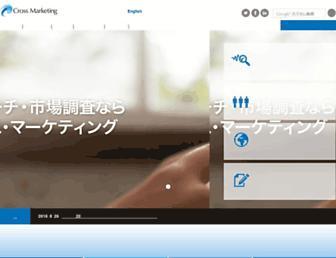 cross-m.co.jp screenshot