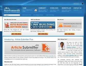Thumbshot of Webmagnates.org
