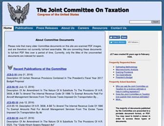 jct.gov screenshot