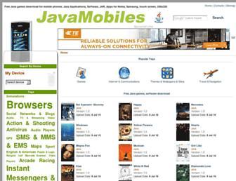 nokia-c2-02.java-mobiles.com screenshot