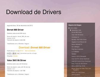 download-de-driver.blogspot.com screenshot