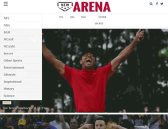 newarena.com screenshot