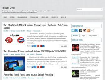 cemacem299.blogspot.com screenshot