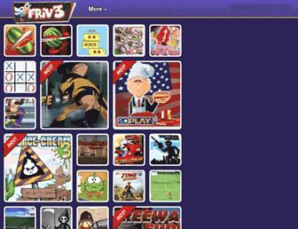 friv3play.net screenshot