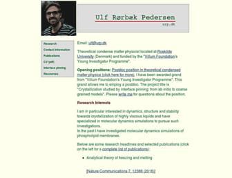 urp.dk screenshot