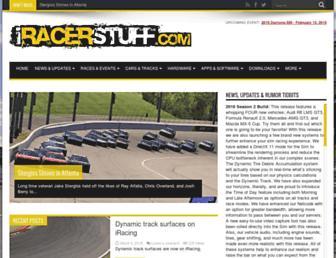 iracerstuff.com screenshot