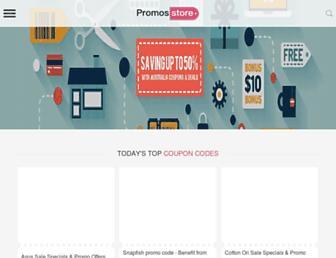 promosstore.com screenshot