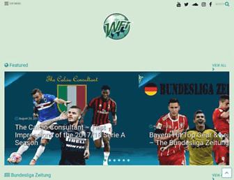 worldfootballindex.com screenshot