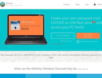 4winkey.com screenshot